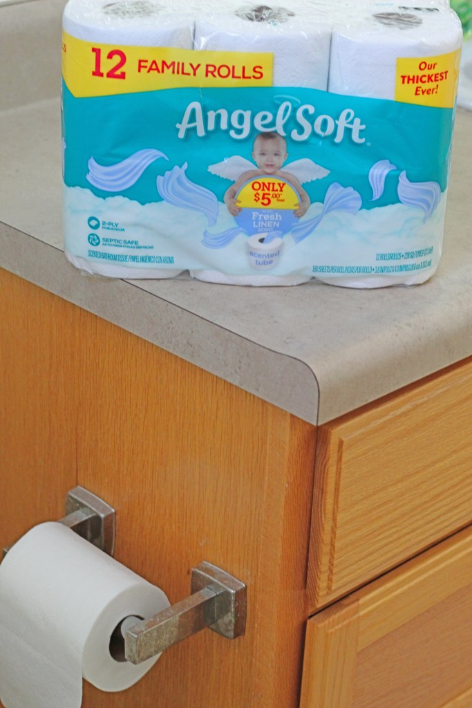 Bathroom Fresh Tips with Angel Soft