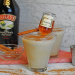 baileys & coffee cocktail