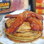 brown sugar bacon pancakes