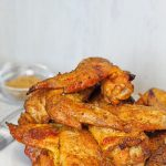 brown sugar chicken wings