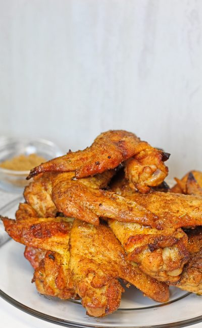 Brown Sugar Baked Chicken Wings