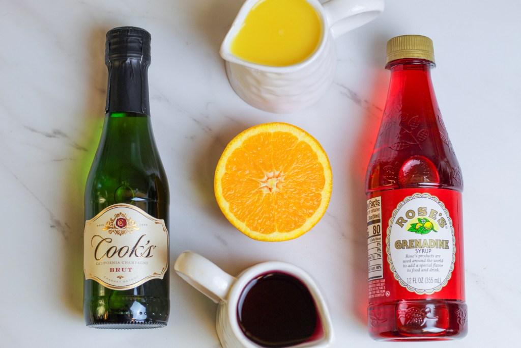easy drink recipe ingredients