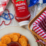 Memorial Day spread with Conagra