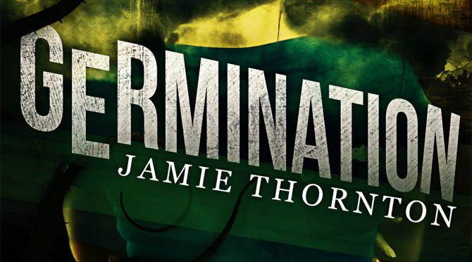 The opening novella to a new post-apocalyptic Young Adult series, where the runaways are the heroes, the zombies aren't really zombies, and you can't trust your memories—even if they're all you have left. #germination #books #post-apocalyptic #fiction