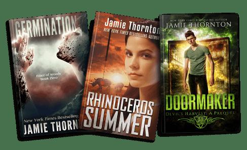Jamie Thornton Starter Library