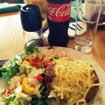 JamJarGill:Meatless Monday: wk36: Lunch