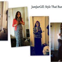 FUTURE LITTLE GHERKINS: Style that Bump (part 1)