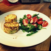 JamJarGill: Meatless Monday {1 year 14 weeks}: Dinner