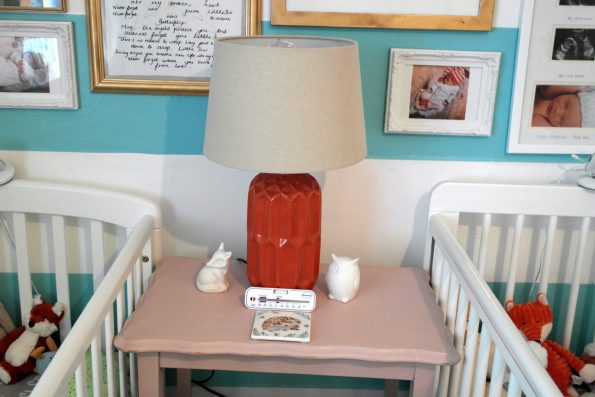LITTLE GHERKINS: Eclectic Woodland Twin Nursery Reveal!