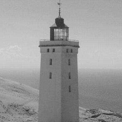 Leuchtturm Jammerbucht Rubjerg