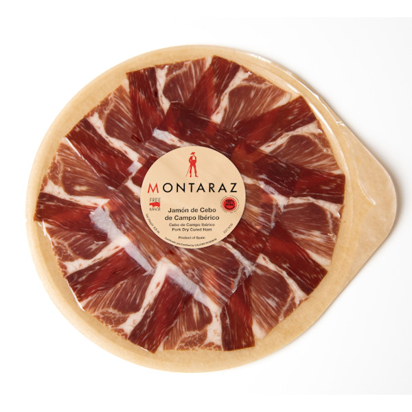 Party Plate Iberico Ham by Montaraz