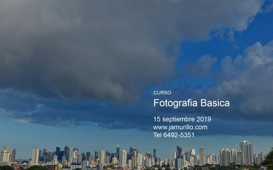 Curso de Fotografia Basica