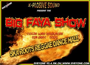 big fay a show 2015 x-plosive sound