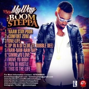 Boom Steppa CD Cover Back (2)