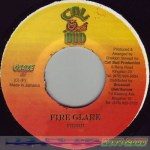 Art cover - Fire Glare Riddim - 1999-2000