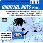 Greensleeves Rhythm Album #22 - Martial Arts part 1