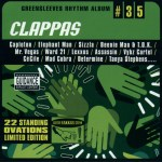 # 35 - Clappas Riddim CD (Front Cover)