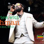 Interview with Bushman [08/02/2019] Reggae Geel