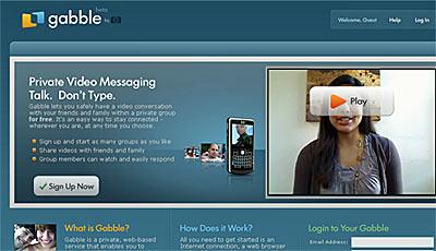 Videoportal Gabble von HP
