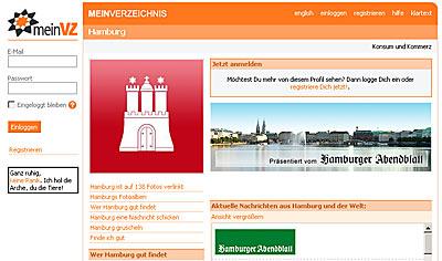 meinVZ-Hamburg