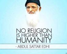 Abdul Sattar Eddhi