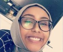 Nabra Hassanen – 17 years old – Murdered in Ramadan – May God bless her soul – Add your message of condolence and  support below