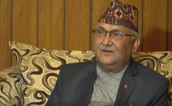 PM Kp Sharma Oli