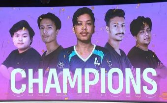 'Pubg Mobile Pro-League South Asia' champion nepal