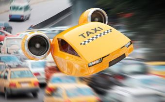 In Japan there will be a mass production of flying cars