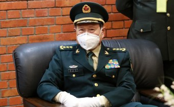 Ktm Tia chinese defence minister wei fenghe