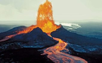 World Biggest Volcano