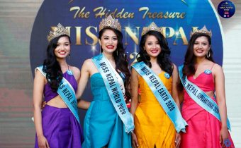 Miss Nepal 2020 Crowing Ceremony 4