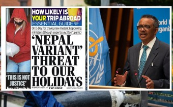World Health Organisation Reject Daily Mail Report