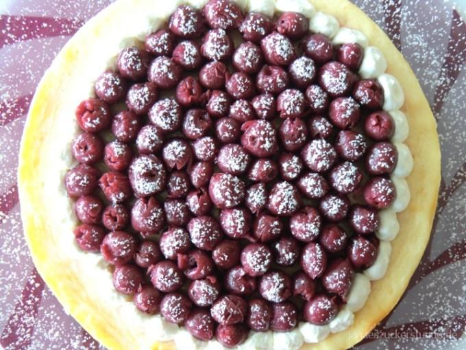 Easy American Cheesecake