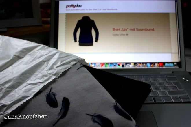 projektbrotundbutter - liv shirt von pattydoo mit kragen - janaknoepfchen. nähen für jungs