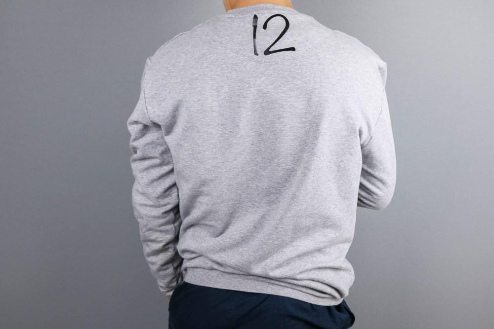 Geburtstagssweater nähen für 12-jährigen Jungen. JanaKnöpfchen - Nähen für Jungs
