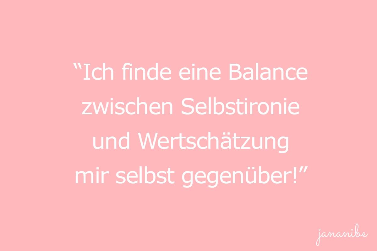 Bist du auch oft unsicher - 10 Strategien gegen Selbstzweifel - Selbstironie - Mama Blog München
