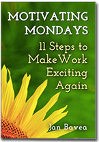 career coach jan - motivating mondays