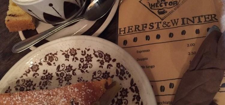 Achiel & Hector - Koffie en taart
