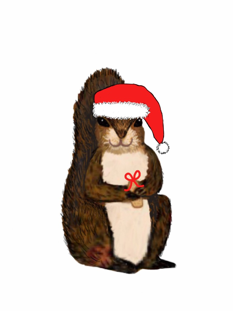 HolidaySquirrel
