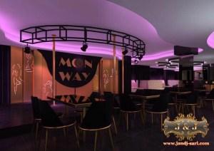 MoonWay Roberto Cavalli super night club Lebanon