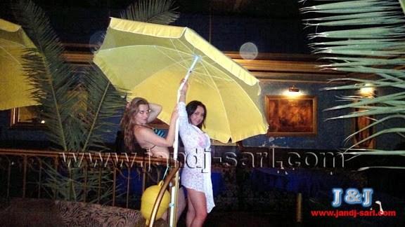 Swing Mega Club Beach Night