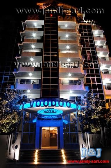 Voodoo отель Ливан