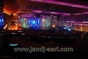 Blue Lagoon Super Night Club Джуни