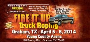 fire it up truck roping-https://www.jandnfeedandseed.com