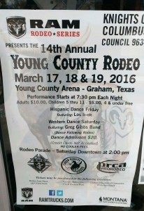Young County Rodeo
