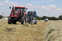 Pick Up Hay Baling Supplies at J&N Feed and Seed in Graham, Texas.