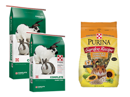 Purina Small Animal Feed