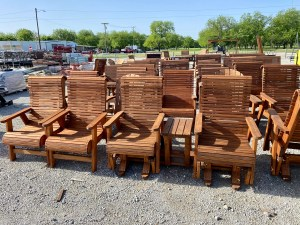 J&N Feed and Seed is your local dealer for Outdoor Wood Patio Furniture from Texas Casual Wooden Furniture. Shop our selection quality wooded patio furniture.