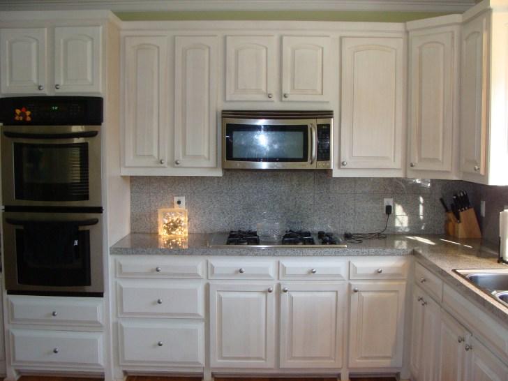 Whitewash Kitchen Cabinets Design Photos